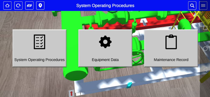 Synergy Augmented Reality (AR) Device for Plant O&M
