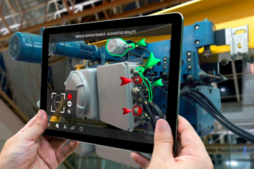 Applications Of Augmented Reality (AR)